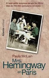 mrs hemingway en paris